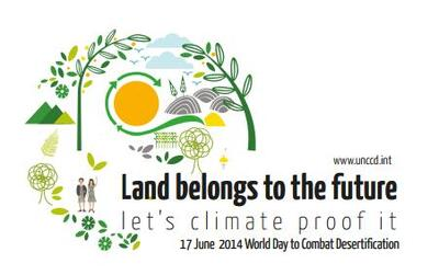 Land belongs to the future