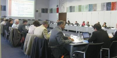 previous CST meeting