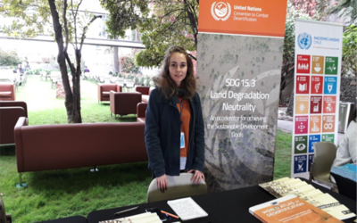 UNCCD at LAC SDG Forum