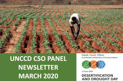 CSO March newsletter
