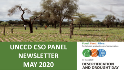 May CSO newsletter cover