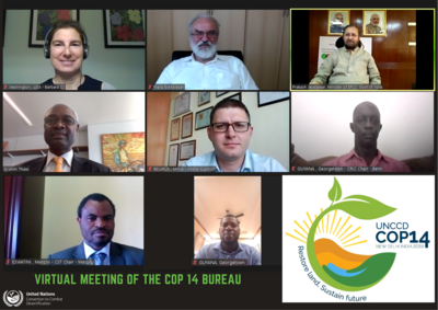 COP bureau virtual meet